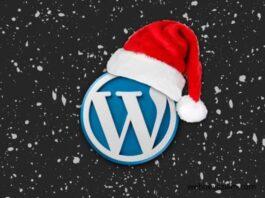 WordPress Kar Yağdırma eklentisi
