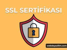 ssl sertifikasının önemi
