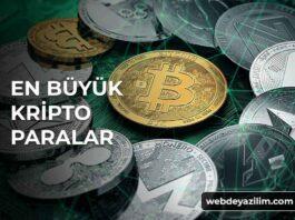 Kripto Paralar: En Büyük ve Kazançlı Kripto Paralar