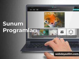 Slayt Programı: Bilgisayar İçin En İyi Slayt Programları