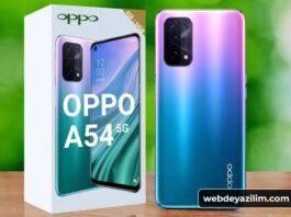 Oppo A54 Özellikleri ve Fiyatı - Yeni, Uygun ve Kaliteli Telefon