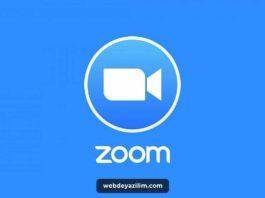 Zoom Şifremi Unuttum! Zoom Şifre Sıfırlama Adımları