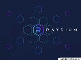 RAY Coin Nedir? Raydium Nasıl ve Nereden Satın Alınır?