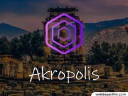 AKRO Coin Nedir? Akropolis Nasıl ve Nereden Alınır?